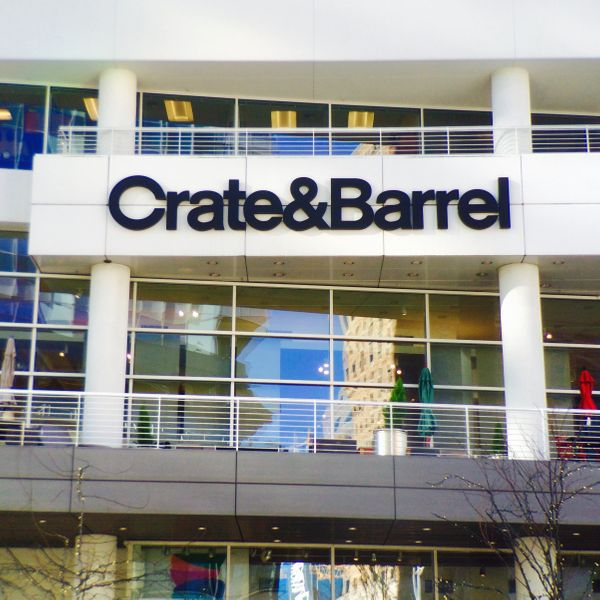 Crate and Barrel's employees will get to spend Thanksgiving with their families this year.
