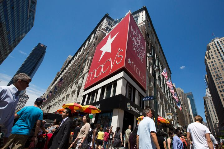 Macy's is hoping its new Macy's Backstage discount stores can help boost sales.