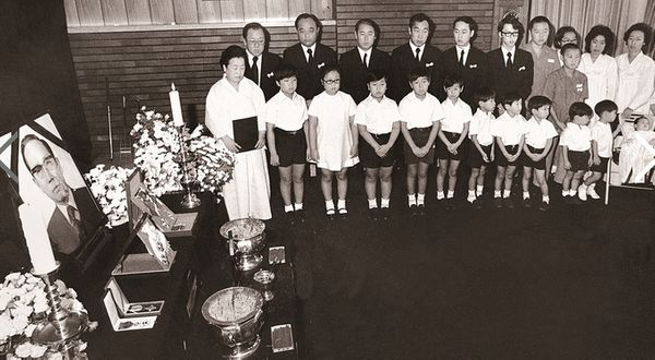 Doosan Corporation was one of the rising business corporations, or chaebols, of its time, and was headed by Doo-byung Park. I