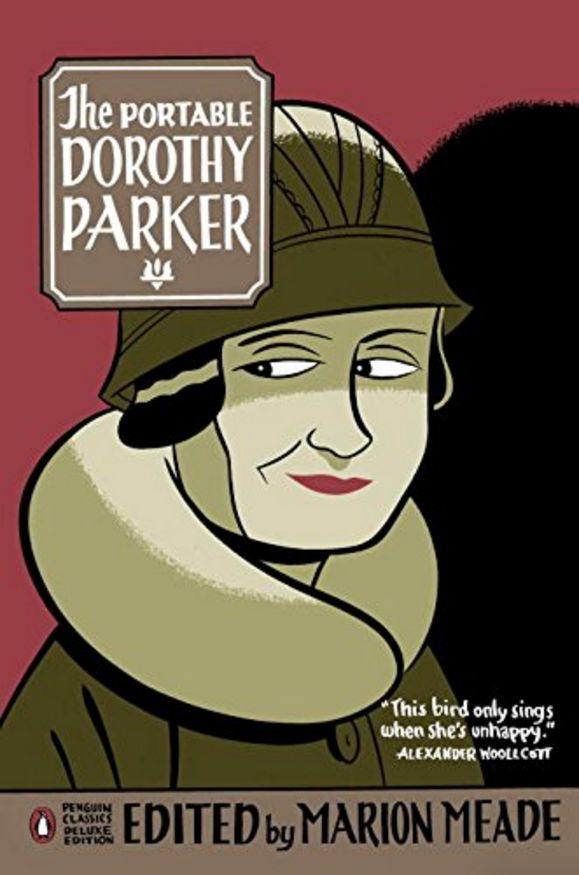 """<strong><a href=""""http://www.amazon.com/Portable-Dorothy-Penguin-Classics-Edition/dp/0143039539?tag=thehuffingtop-20"""">The Port"""