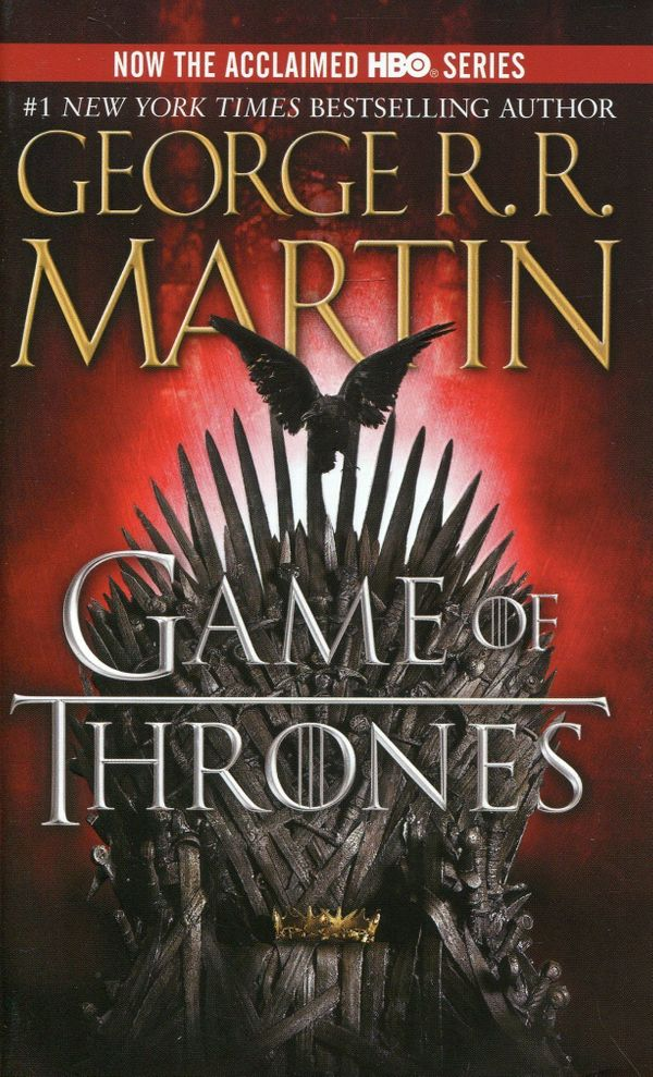 """<strong><a href=""""http://www.amazon.com/Game-Thrones-Song-Fire-Book/dp/0553593714/ref=sr_1_1?amp=&ie=UTF8&keywords=A+Game+of+T"""