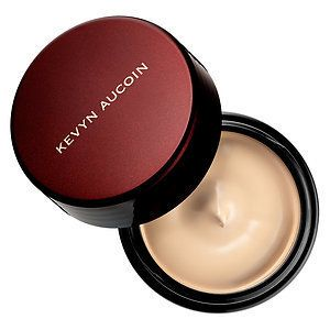 "<strong><i>Kevyn Aucoin The Sensual Skin Enhancer</i></strong>. ""There is no other concealer! The coverage is incredible and"