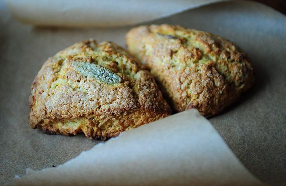 "<strong>Get the <a href=""http://food52.com/recipes/7385-butternut-sage-scones"" target=""_blank"">Butternut Sage Scones recipe</"