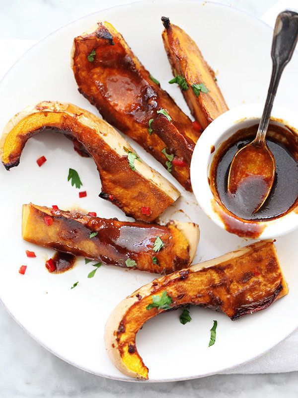 "<strong>Get the <a href=""http://www.foodiecrush.com/miso-roasted-butternut-squash/"" target=""_blank"">Miso Roasted Butternut Sq"