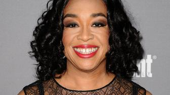 WEST HOLLYWOOD, CA - SEPTEMBER 26:  Producer Shonda Rhimes attends ABC's TGIT premiere event on September 26, 2015 in West Hollywood, California.  (Photo by Jason LaVeris/FilmMagic)