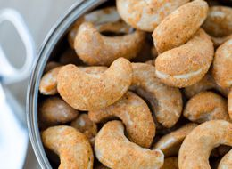 These Zesty Cashews Make The Perfect Party Snack