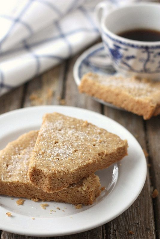 "<strong>Get the <a href=""http://www.completelydelicious.com/2012/12/brown-butter-shortbread.html"" target=""_blank"">Brown Butte"