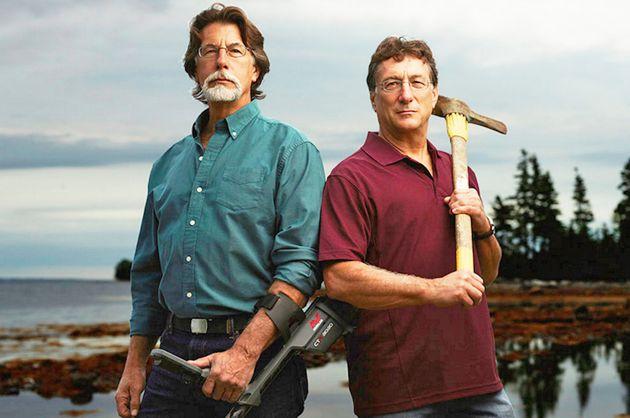 Oak Island Lagina Brothers
