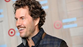 CULVER CITY, CA - NOVEMBER 12:  Founder and Chief Shoe Giver of TOMS Blake Mycoskie attends the TOMS for Target Launch Event at Book Bindery on November 12, 2014 in Culver City, California.  (Photo by John Sciulli/Getty Images for Target)