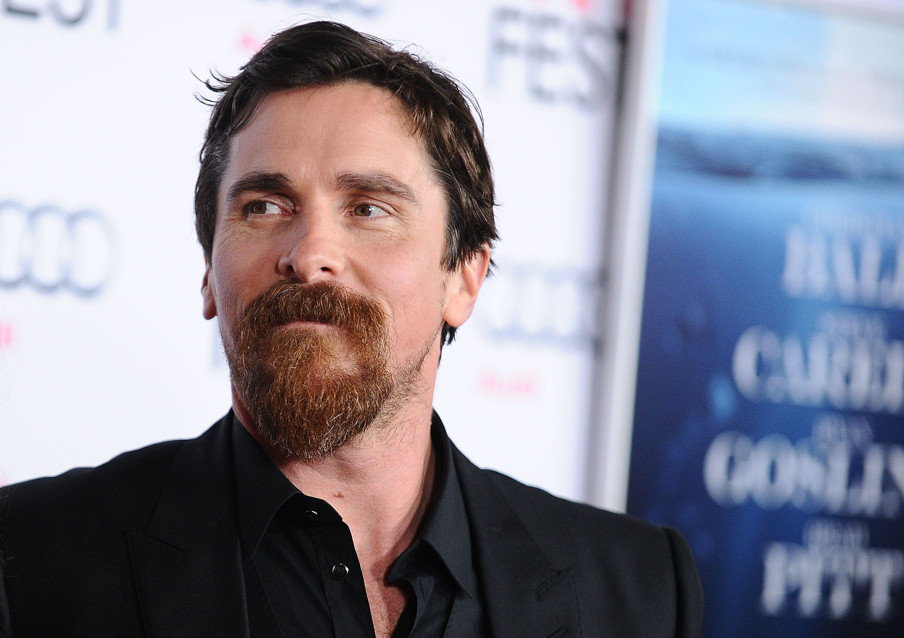 HOLLYWOOD, CA - NOVEMBER 12:  Actor Christian Bale attends the premire of 'The Big Short' at the 2015 AFI Fest at TCL Chinese 6 Theatres on November 12, 2015 in Hollywood, California.  (Photo by Jason LaVeris/FilmMagic)