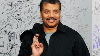 NEW YORK, NY - OCTOBER 28:  Astrophysicist Neil deGrasse Tyson attends AOL BUILD Presents: 'Star Talk' at AOL Studios In New York on October 28, 2015 in New York City.  (Photo by Desiree Navarro/WireImage)