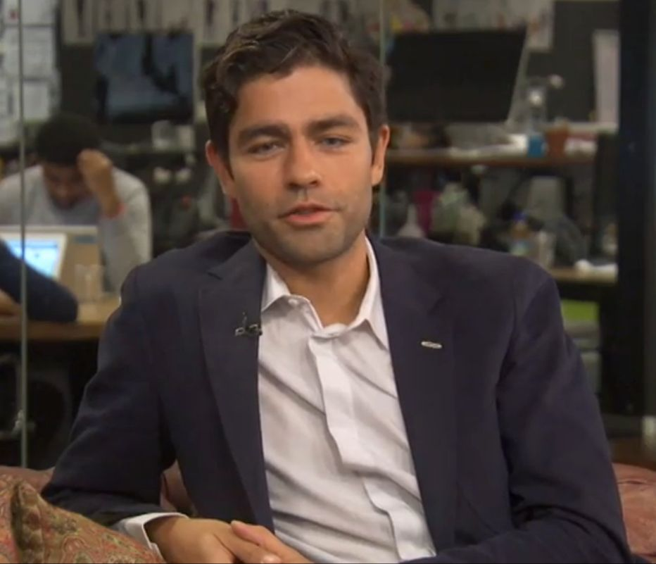 Adrian Grenier speaks with HuffPost Live.