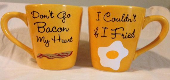 "Get the <a href=""https://www.etsy.com/listing/220741968/funny-bacon-mug-yellow-mug-large-coffee?ga_order=most_relevant&amp;ga"
