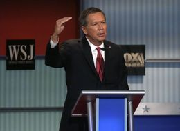 John Kasich Didn't Do Himself Any Favors At The Last GOP Debate
