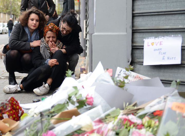 """""""It was a bloodbath. It was a slaughter. Dead people everywhere,"""" a survivor named Amelie said of what happened a"""