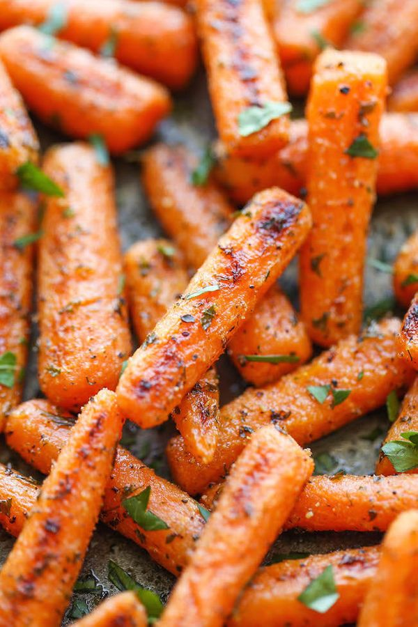 Turns Out Eating Too Many Carrots Really Can Turn Your Skin Orange | HuffPost