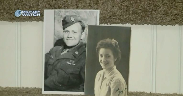 WWII Veteran Reunites With His Long-Lost Love After 70 Years…On Skype!