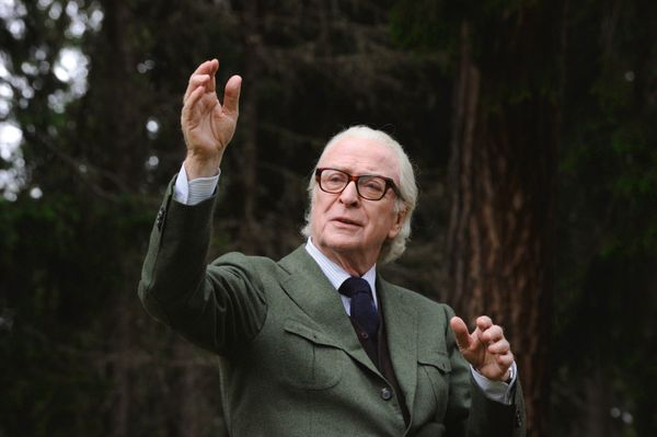 Michael Caine is amazing. You know? It's easy to take him for granted, but he nails every scene he's in. He's won two Oscars,