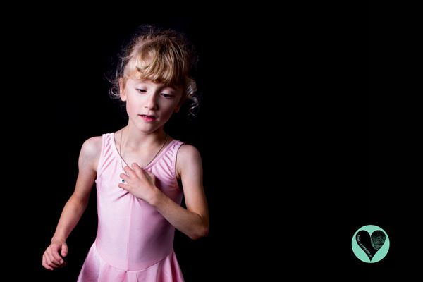 Elisabeth loves running, climbing anddancing. She was born prematurely and developedhydrocephalus.