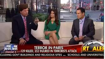 """A screen shot of Fox News' """"Fox"""
