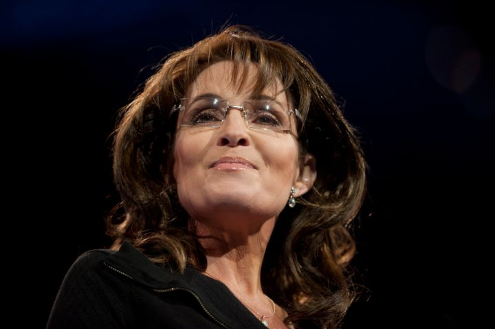 Former vice presidential contender Sarah Palin spoke to CBS about her oldest daughter's second pregnancy.