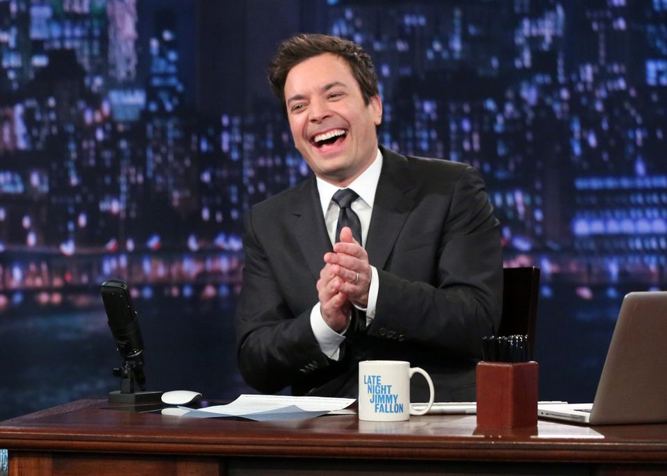"Host of ""Late Night with Jimmy Fallon"" on NBC"