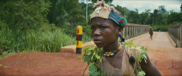Whereas most studios shy away from bandying child stars as lead performers, Netflix is all in with 15-year-old Abraham Attah,