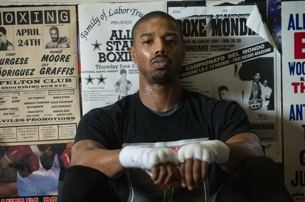 """Michael B. Jordan has grown up before our eyes. He first caught our attention in the pilot of """"The Wire,"""" when he was the onl"""