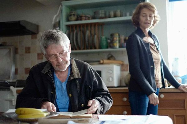 Who is Tom Courtenay? Great question! The 78-year-old British actor isn't particularly well known on this side of the pond, d