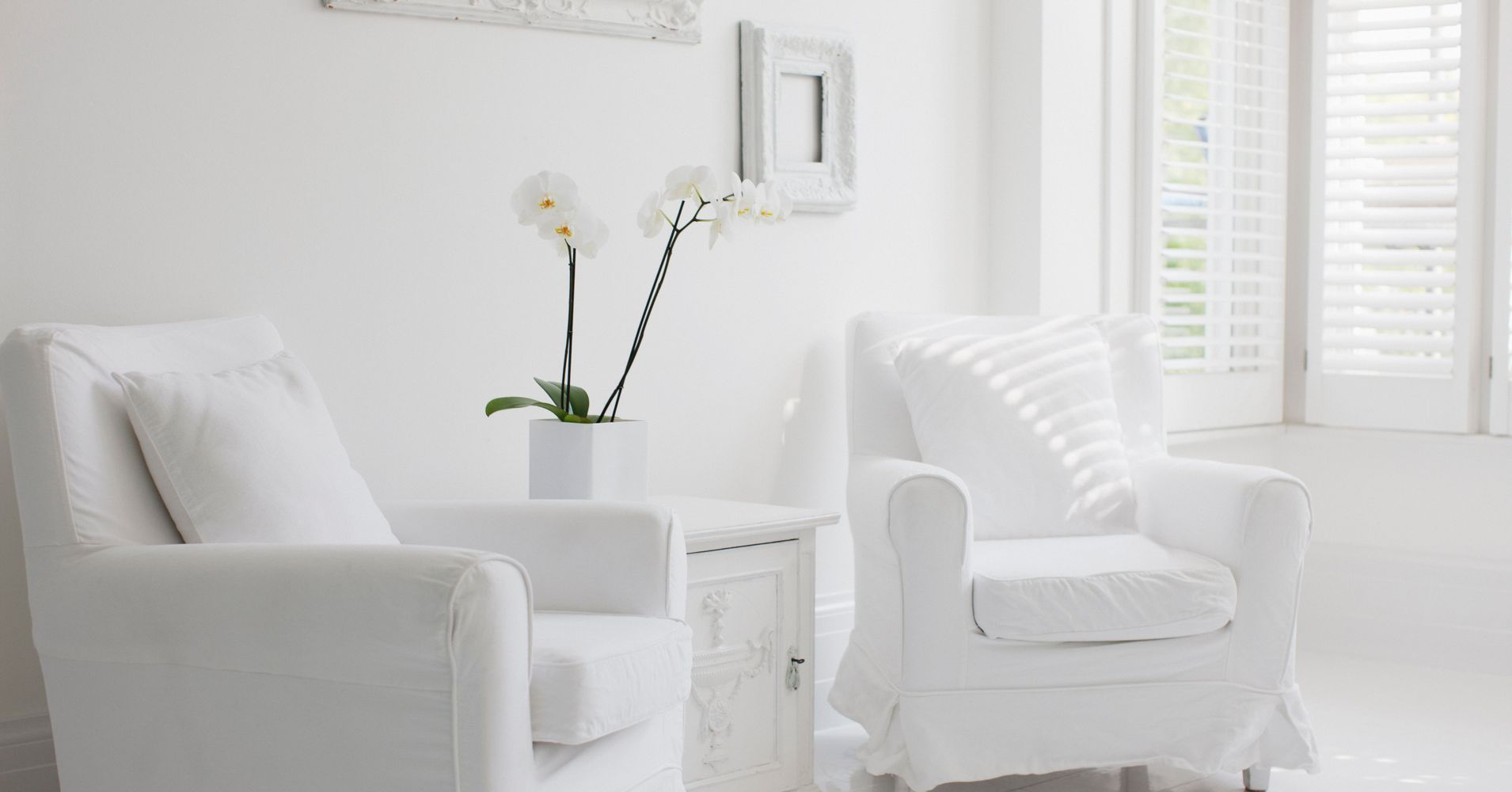 Sherwin-Williams' 2016 Color Of The Year Is.. White