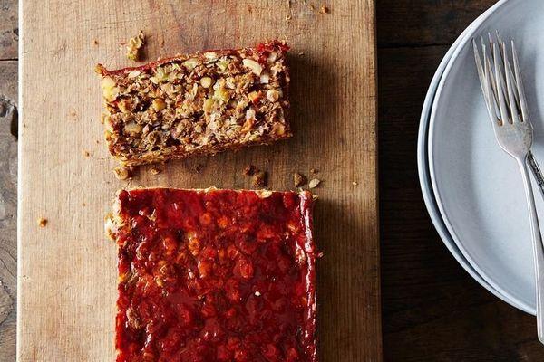 """<strong>Get the <a href=""""http://food52.com/recipes/31927-lentil-walnut-loaf"""" target=""""_blank"""">Lentil Walnut Loaf recipe</a> fr"""
