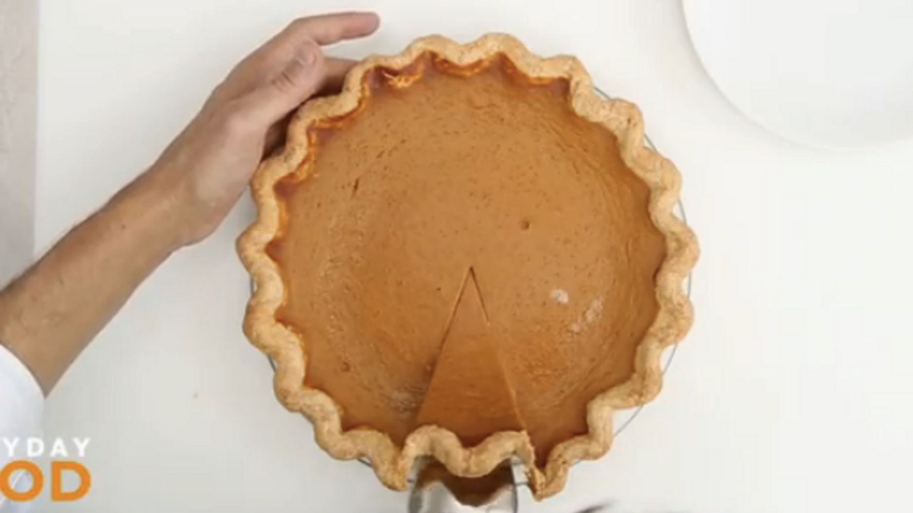 How To Make A Pie Crust, The Simplest Way Possible