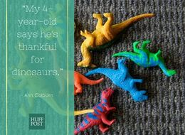 13 Hilariously Random Things Kids Are Thankful For (Plus A Few Really Sweet Ones)