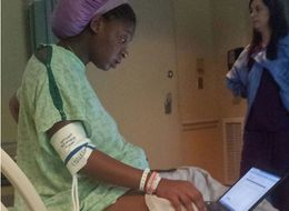 Determined New Mom Finishes Psychology Exam While In Labor
