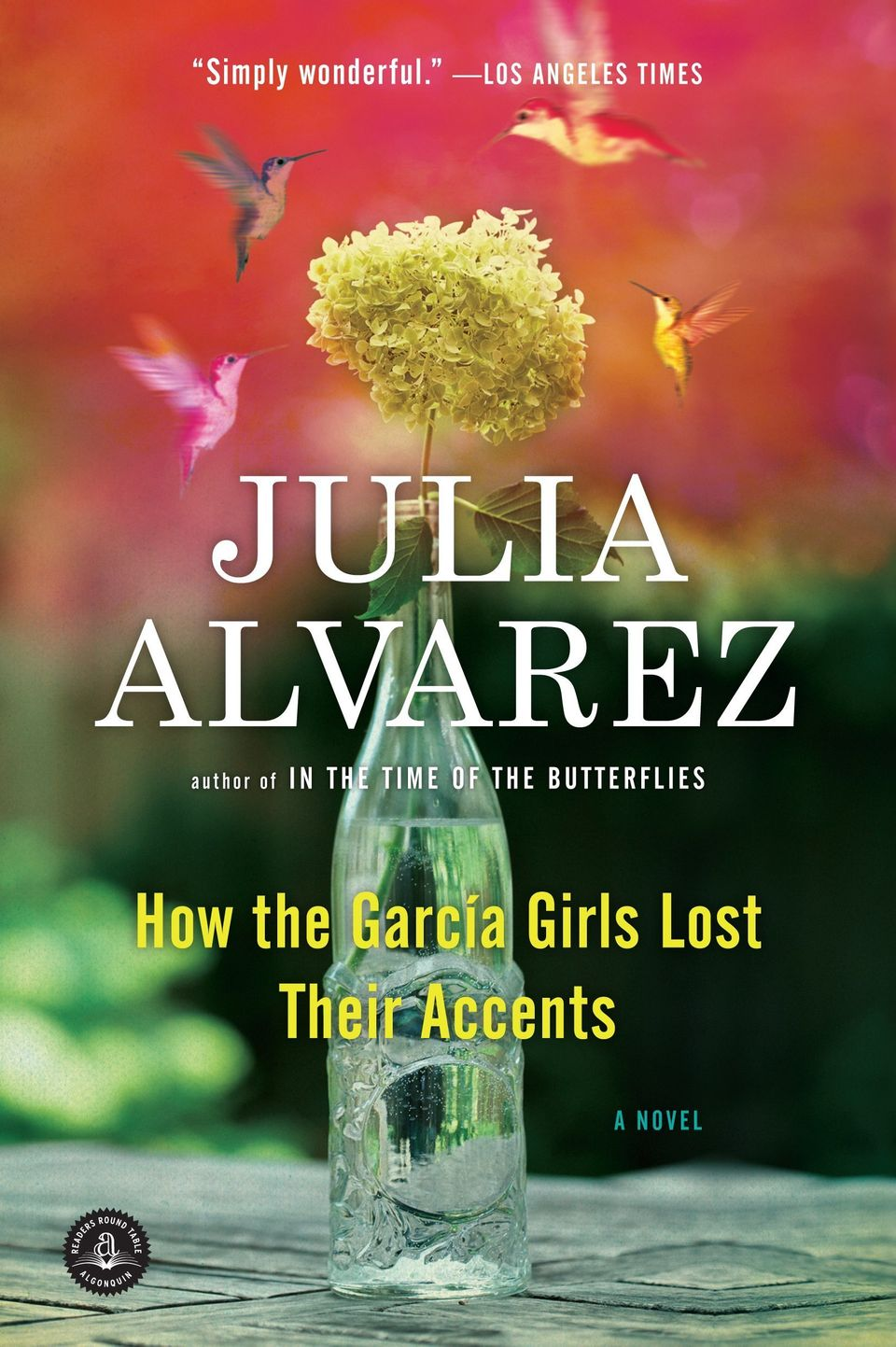 """It's a book just as much about immigration and Latin culture as it is about family conflict and struggle. I found it relatab"