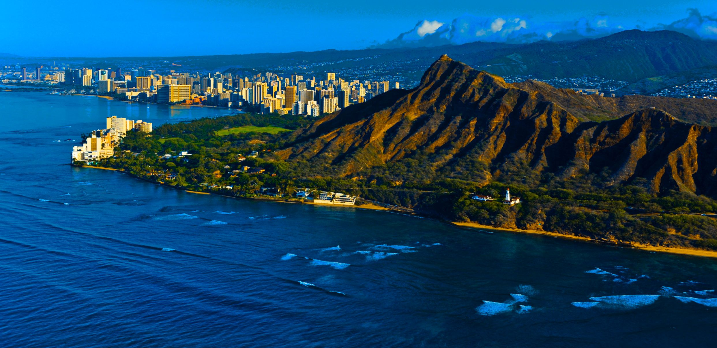 Honolulu, HI. _Sunrise