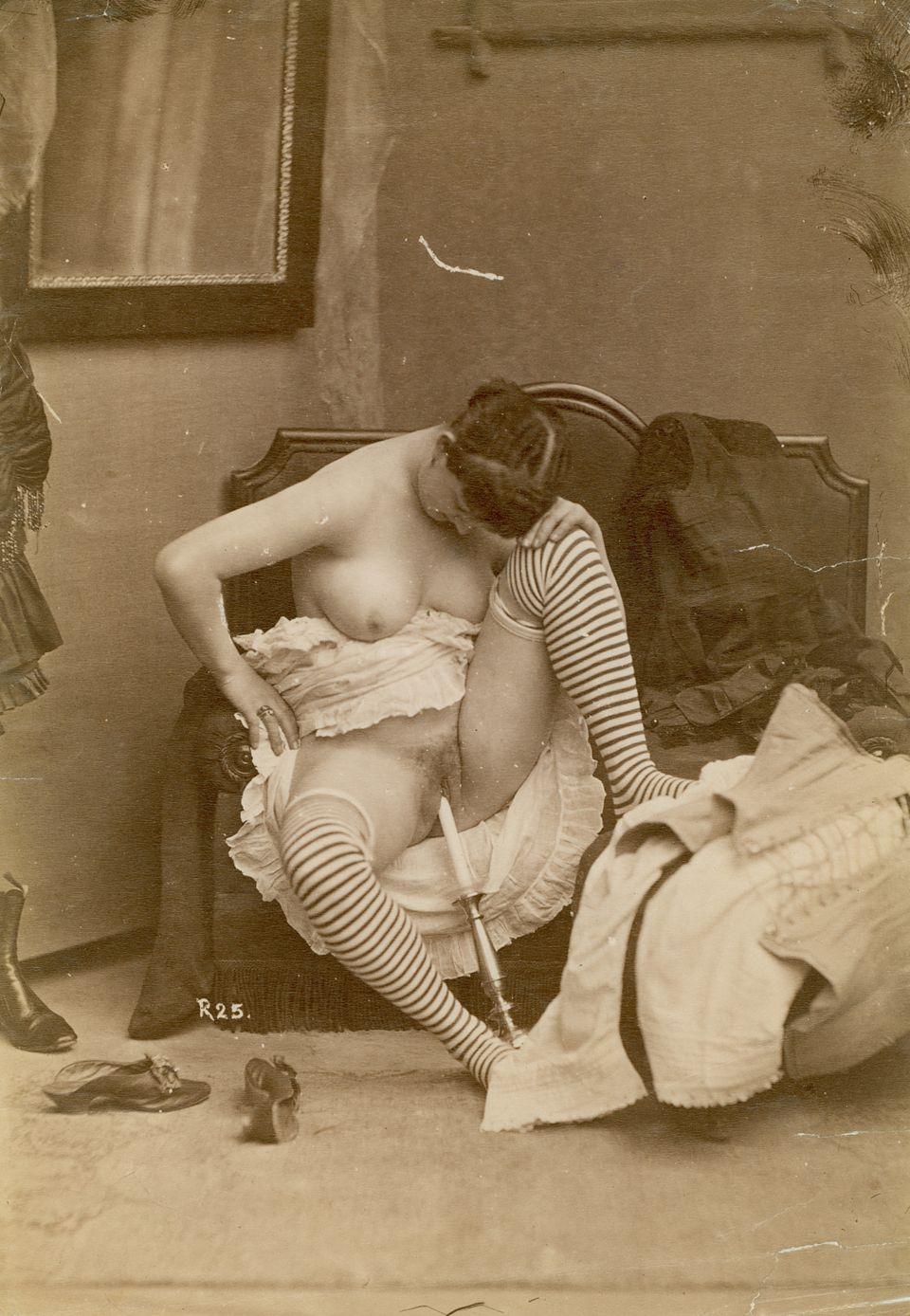 Victorian porn nudes