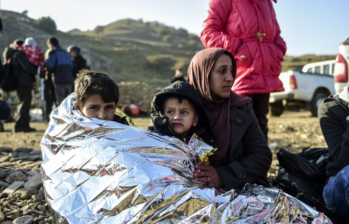 Hundreds of thousands of Syrians have sought asylum in Europe.