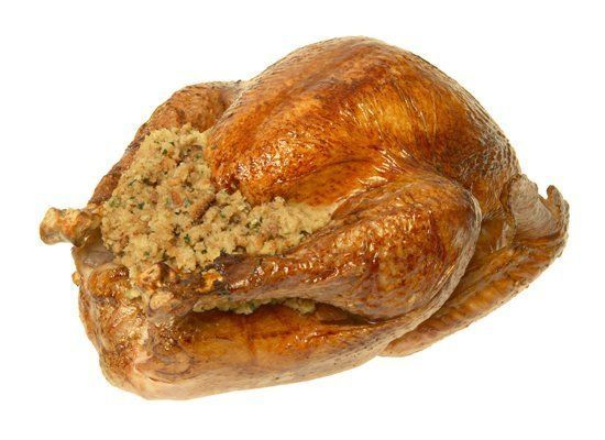 <strong>Solution:</strong> Stuffed turkey is traditional, but that doesn't mean you have to stuff your bird. Many people actu
