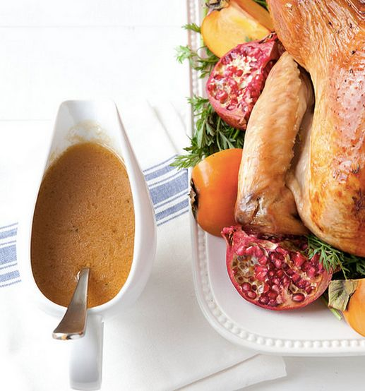 "<strong>Get the <a href=""http://www.annies-eats.com/2014/11/14/cider-shallot-gravy/"" target=""_blank"">Cider Shallot Gravy reci"