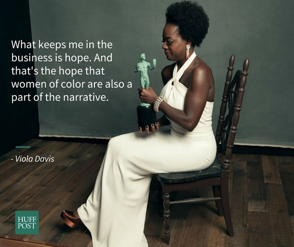 What's not to love about Viola Davis? Not only has she turned in amazing performance after amazing performance on this season