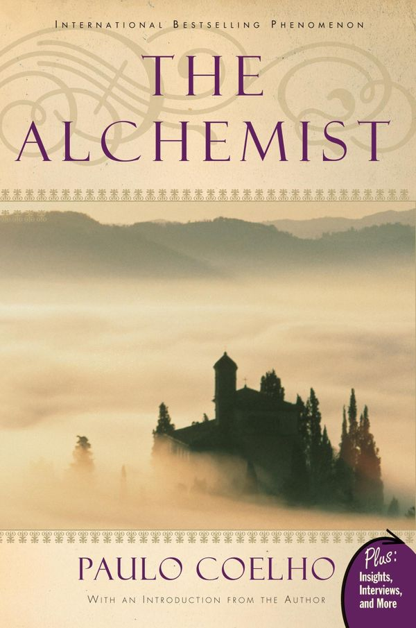 """I read <i>The Alchemist</i> yearly to remind myself to have faith in what I know and believe (the power of love/my personal"