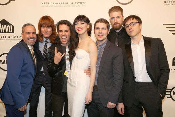 Lena Hall, Stephen Trask and the Tits of Clay