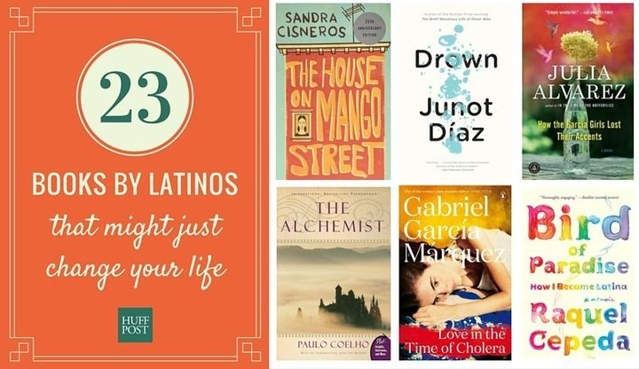 23 Books By Latinos That Might Just Change Your Life | HuffPost