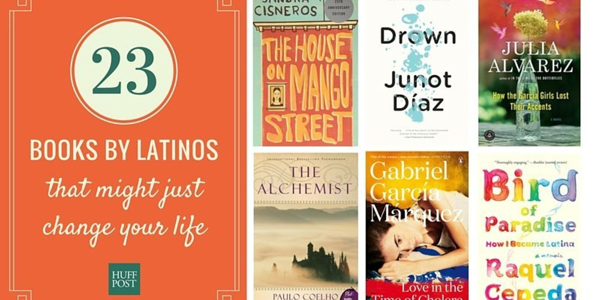23 books by latinos that might just change your life the 23 books by latinos that might just change your life the huffington post