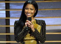 Nicki Minaj Reciting Maya Angelou's Poem 'Still I Rise' Will Give You Life