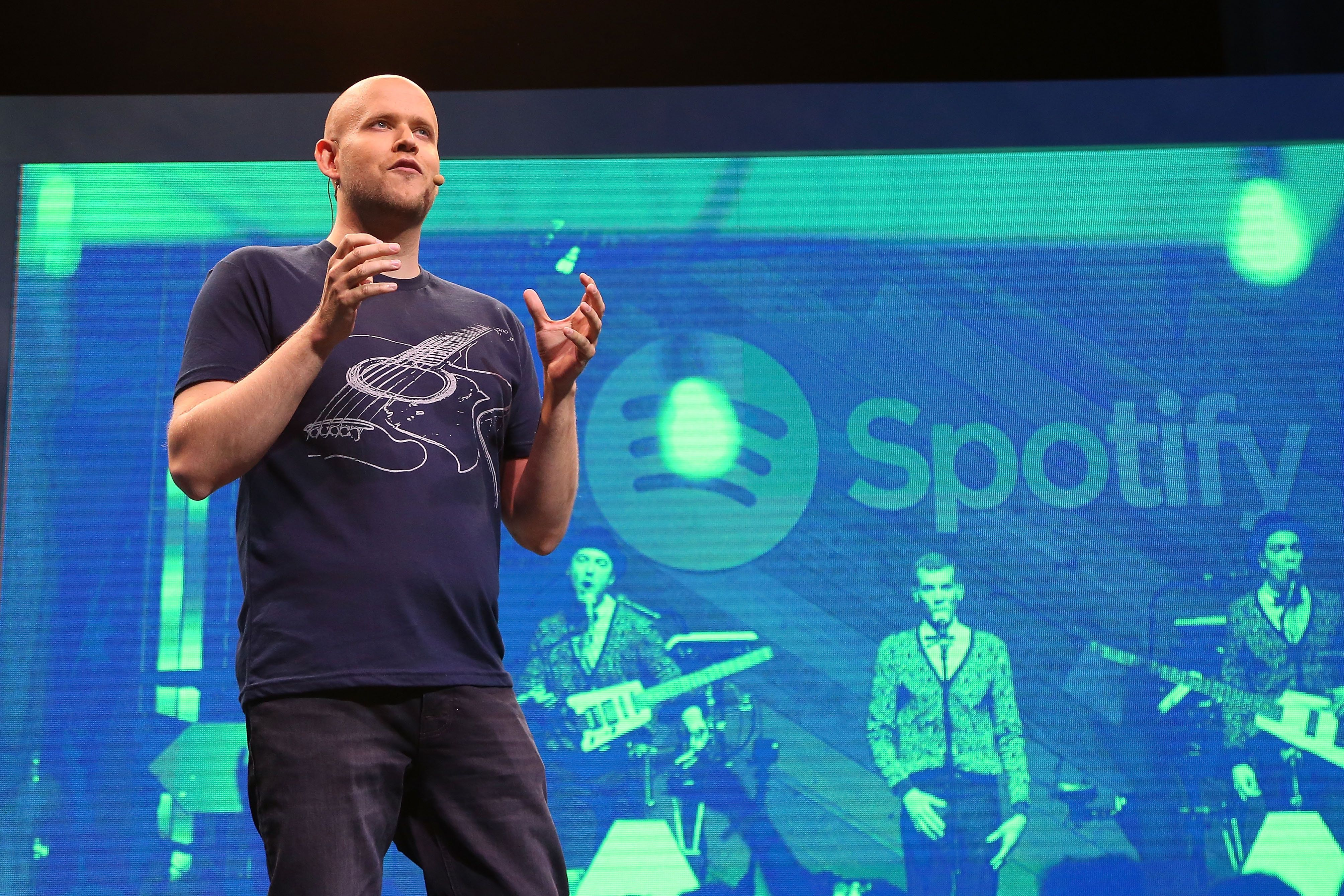 Spotify Announces Amazing New Parental Leave Policy photo