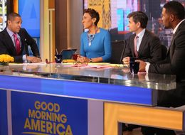 Decades Of Hosts Return For 'GMA' Anniversary