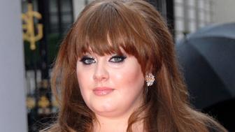 singer Adele arriving at Mercury Music Awards, London, 9th September 2008. (Photo by Mark Larner/Photoshot/Getty Images)