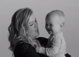 Kelly Clarkson's New Music Video Features Her Very Adorable Daughter